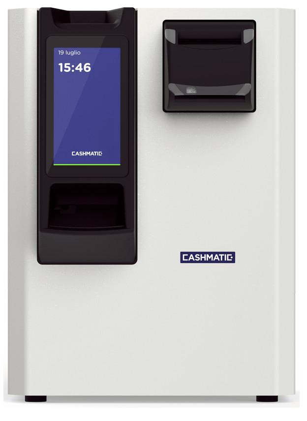 Cassa automatica rendiresto cashmatic 1060 napoli campania benevento caserta salerno negozi uffici
