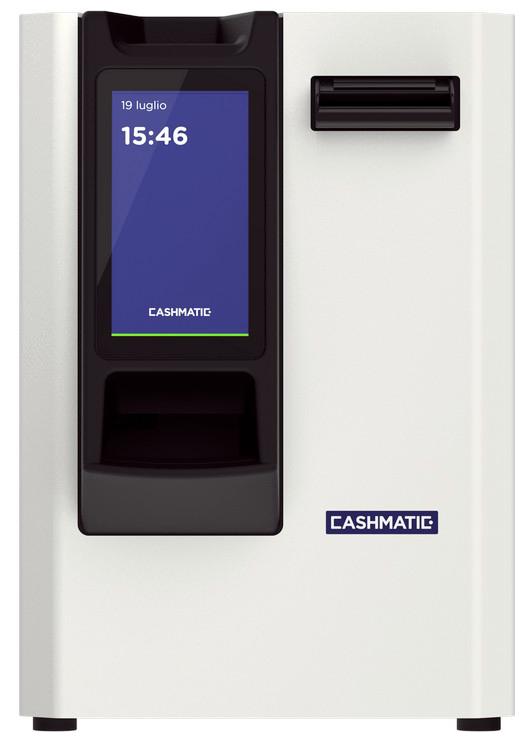 Cassa automatica rendiresto cashmatic 360 napoli campania benevento caserta salerno negozi uffici