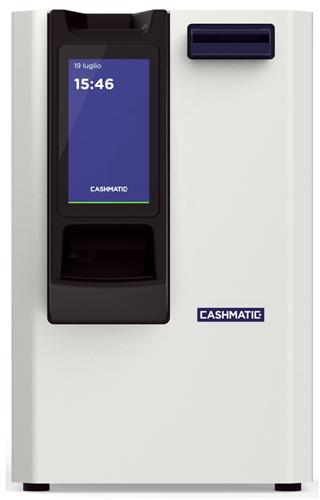 Cassa automatica rendiresto cashmatic 660 napoli campania benevento caserta salerno negozi uffici